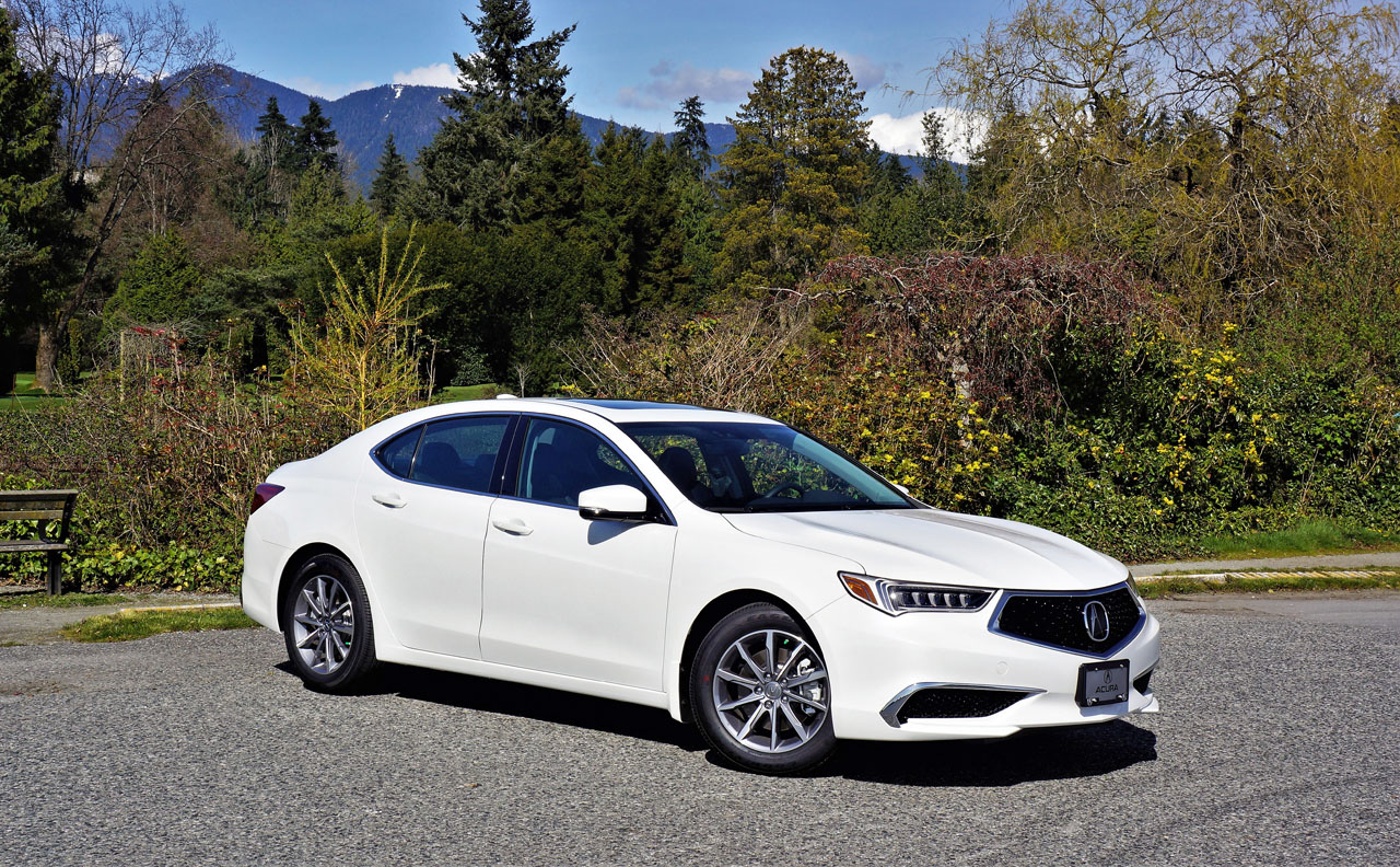 Acura Tlx Hybrid >> 2019 Acura TLX Tech Road Test - Car Cost Canada