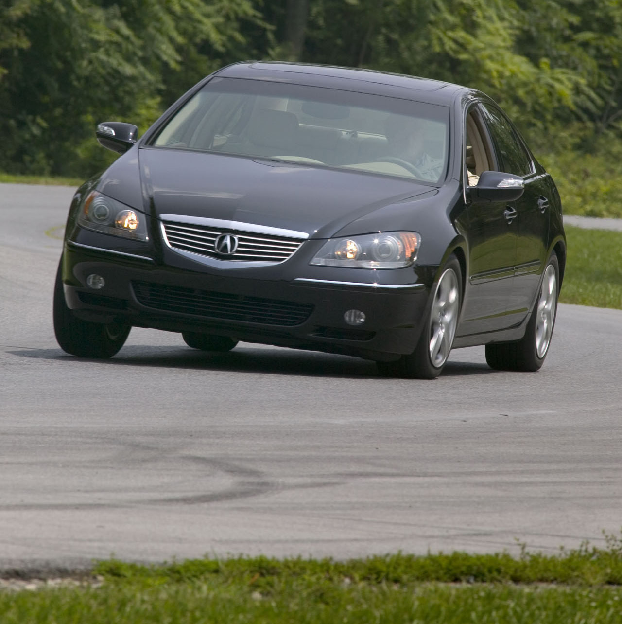 Acura Marks 15 Years Of Super Handling All-Wheel Drive
