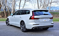 2019 Volvo V60 Inscription T6 AWD