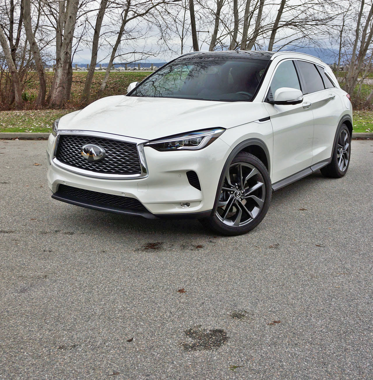 2019 Bentley Cost New Review: 2019 Infiniti QX50 Sensory Road Test Review