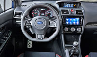 2019 Subaru WRX Sport-tech RS