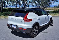 2019 Volvo XC40 T5 AWD R-Design Road Test
