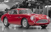 2020 Aston Martin DB4 GT Zagato