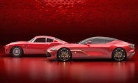 2020 Aston Martin DBS GT Zagato