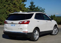 2019 Chevrolet Equinox AWD Premier Road Test