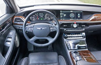 2019 Genesis G90 3.3T AWD