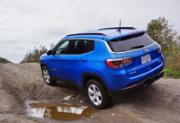 2020 Jeep Compass North 4x4