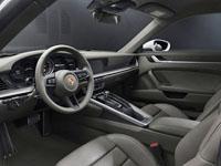 2020 911 Carrera 4 Coupé and Cabriolet