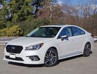 2019 Subaru Legacy Sport Road Test