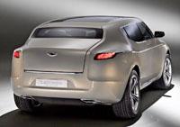 2009 Lagonda SUV Concept