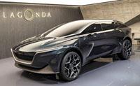 2019 Lagonda All-Terrain Concept
