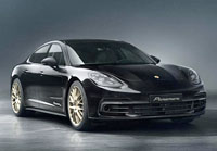 2020 Porsche Panamera 10 Years Edition
