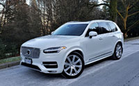 2019 Volvo XC90 T6 AWD Inscription Road Test