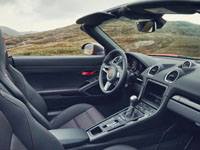 2020 Porsche 718 Boxster T