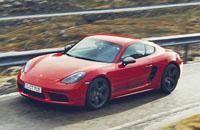 2020 Porsche 718 Cayman T