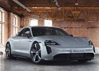 2020 Porsche Taycan Porsche Exclusive Manufaktur