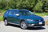 2019 Volkswagen Golf Alltrack Execline