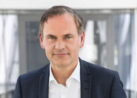 Porsche Chairman of the Executive Board, Oliver Blume