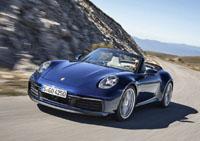 2020 Porsche 911 Cabriolet