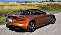 2020 Jaguar F-Type SVR Convertible