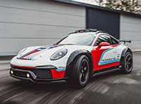 2012 Porsche 911 Vision Safari