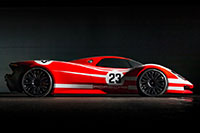 2013 Porsche 917 Living Legend
