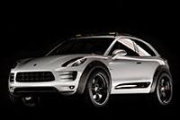 2013 Porsche Macan Vision Safari
