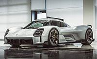 2017 Porsche 919 Street Concept