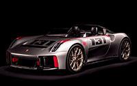 2019 Porsche Vision Spyder