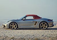 2021 Porsche 718 Boxster 25 Years