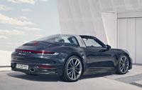 2022 Porsche 911 Targa 4S