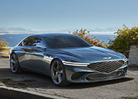 2021 Genesis X Concept