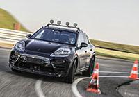 2023 Porsche Macan EV Prototype